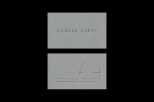 Angela Harry Branding