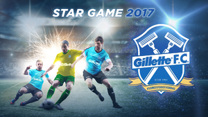 Star Game 2017 - Gillette