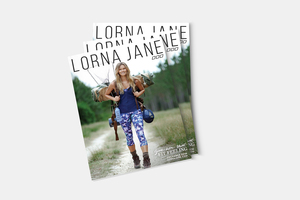 Lorna Jane Campaign Booklet