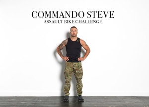 Commando Steve X Assault Bike
