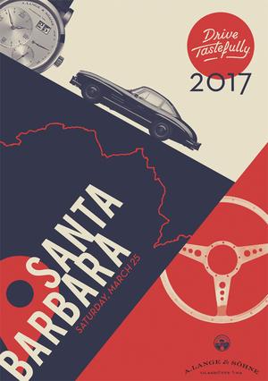 Santa Barbara Rally - Drivetastefully