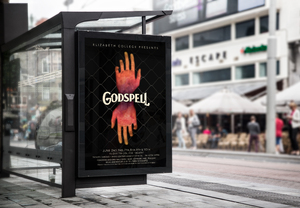 Godspell Poster, Program & Collateral