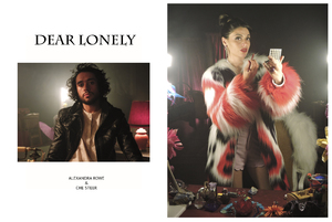 """""""dear lonely"""" - produced by Able8 ft Arowe & Che Steer"""