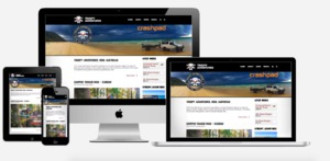 Troopy Adventures Website