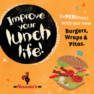 Nando's New Menu Campaign