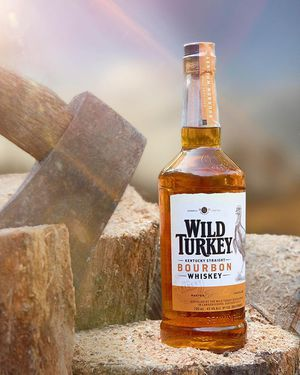 New Portfolio Work - Wild Turkey