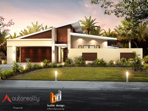 Exterior Residential 3D Visualizations & Renderings