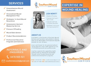 Southern Wounds Service
