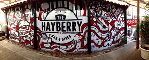 The Hayberry Mural