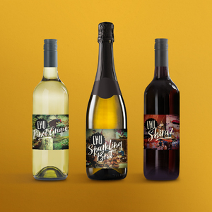 Chu The Phat Wine Labels