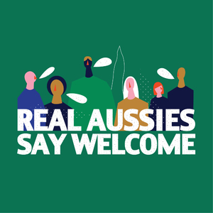 Pedestrian - Real Aussies Say Welcome