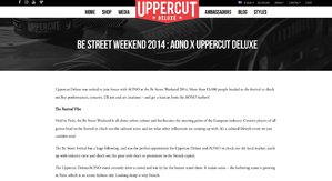 Uppercut website
