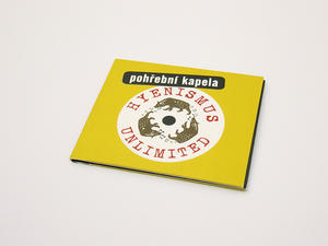 Hyenism Unlimited, CD cover & poster for the Pohrebni kapela band