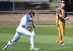 Southern Cricket Association - Brighton vs Hobart 16/01/16