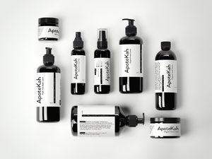 ApoteKah Branding & Packaging