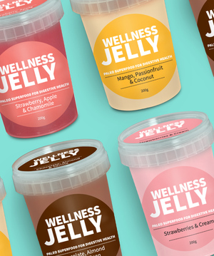 Wellness Jelly Mockup