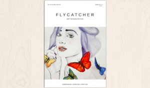 Flycatcher magazine artwork