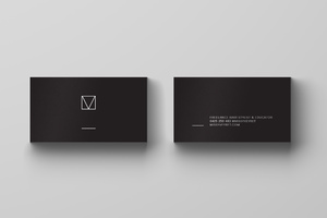 Missy Veyret Logo & Business Card