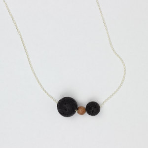 Power of Three Necklace