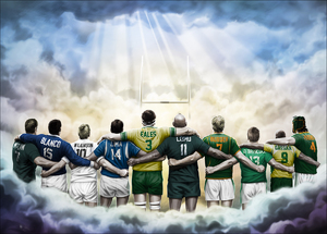 Gods of Rugby Heaven