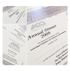 Australian Business Leaders' Annual Dinner