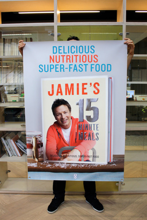 Jamie Oliver (campaigns)
