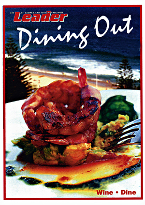 Dining Out Cover Imaging Design