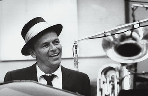 Frank Sinatra 'come fly with me' Jazz Cover