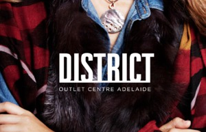 DISTRICT Outlet Centre Parafield - Brand Identity