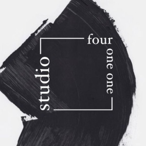 Studio Four One One logo design