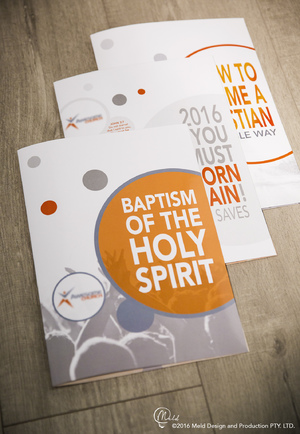 Brochure Design for Awesome Church