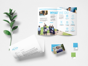School for Life Foundation: Website & Collateral