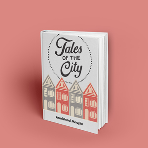 Tales of the City Book Cover Redesign
