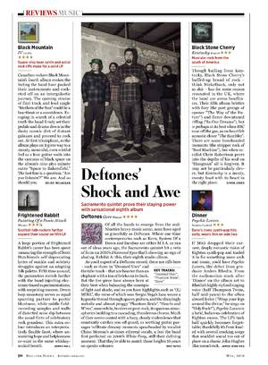 Black Mountain IV album review in Rolling Stone