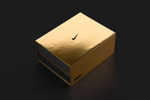 Nike - Cameron Smith Shoe Box