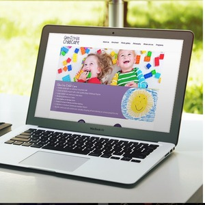 Glen Iris Child Care Website