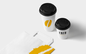 Coffee by the Beans | Visual Identity and Branding