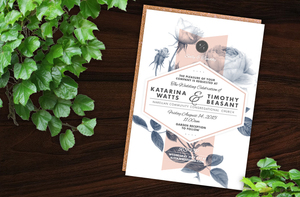 Katarina & Timothy Wedding Stationery