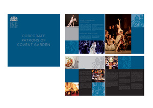 Membership Material for Opera House