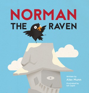 Norman The Raven