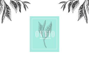 OVVIO Logo Rebrand, Packaging and Website