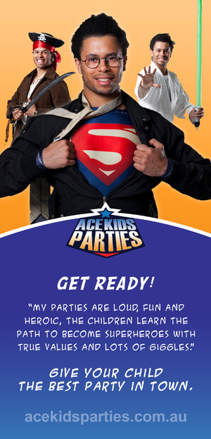 Ace Kids Parties