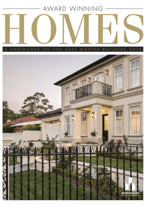 Winning Homes magazine