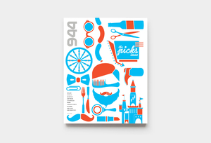 944 Illustrated Cover & Icons