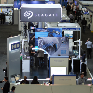 Seagate presents SkyHawk at Security Expo 2017