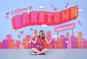 Welcome to Babetown mural
