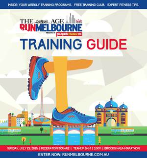 The Age Run Melbourne Training Guide