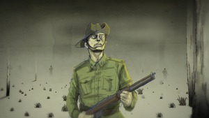 Anzac Day Animated Poem - working progress