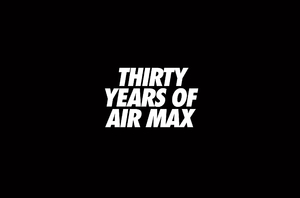 30 Years of Air Max