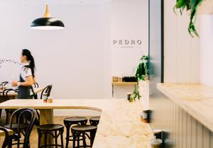 Pedro Espresso Brand Identity